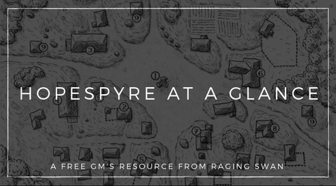 Hopespyre at a Glance