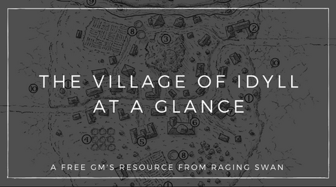 The Village of Idyll at a Glance