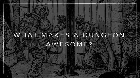 What Makes a Dungeon Awesome?