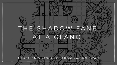 The Shadow Fane at a Glance