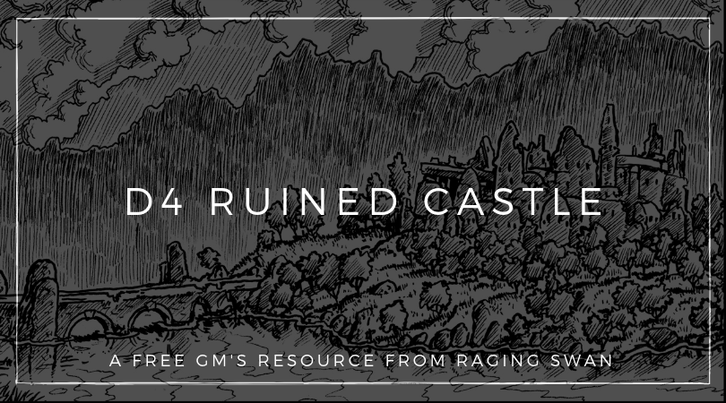 d4 Ruined Castle