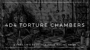 4d4 Torture Chambers