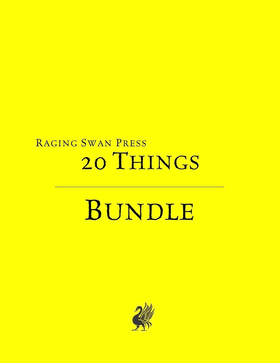 20 Things Miscellany Bundle