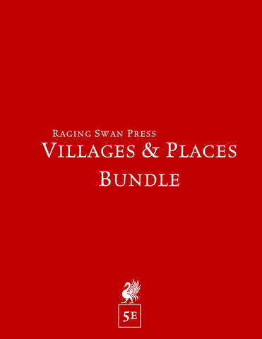 5e Villages & Places Bundle