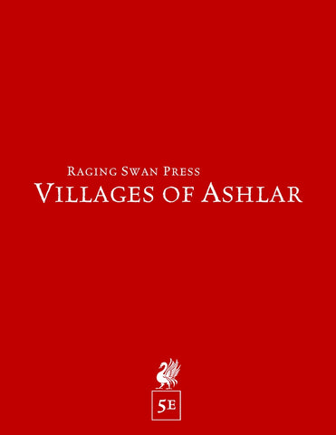 Villages of Ashlar (5e Edition)