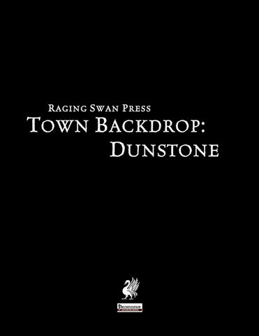 Town Backdrop: Dunstone
