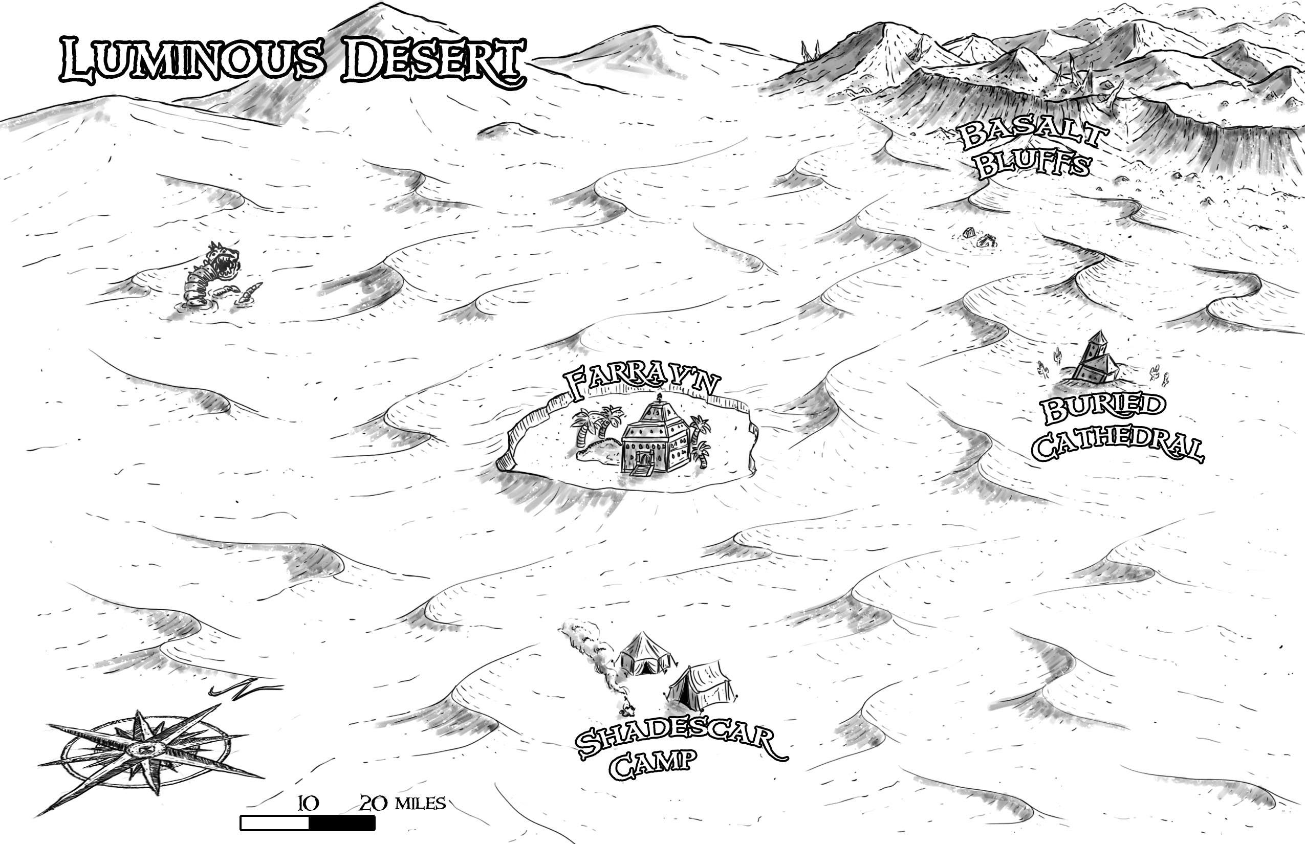 Village Backdrop: Farrav'n (5e)