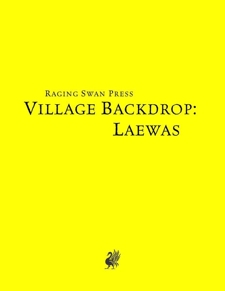 Village Backdrop: Laewas (SNE)