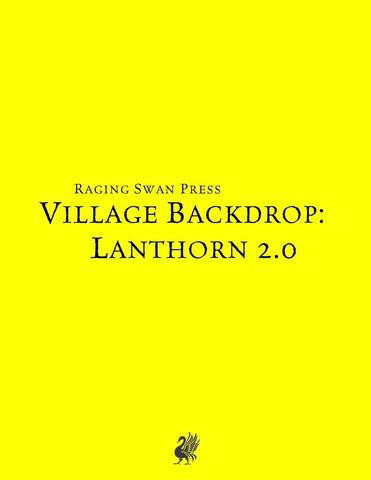 Village Backdrop: Lanthorn (SNE) 2.0