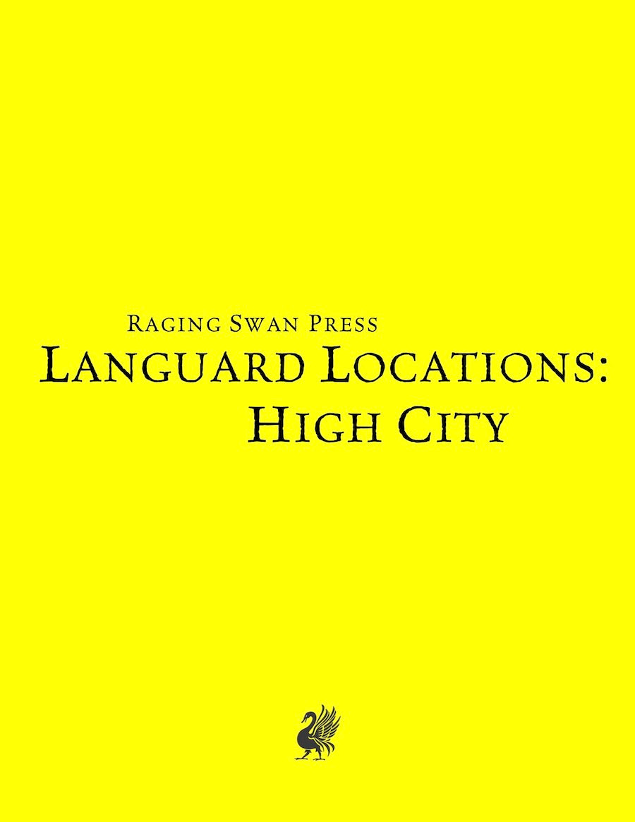 Languard Locations: High City (SNE)