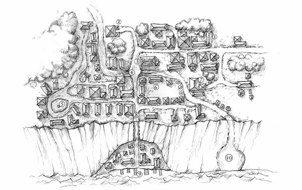Village Backdrop: Hosford (5e)