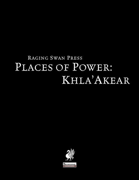 Places of Power: Khla-Akear