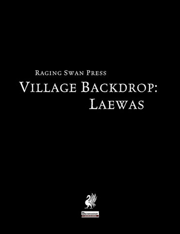 Village Backdrop: Laewas