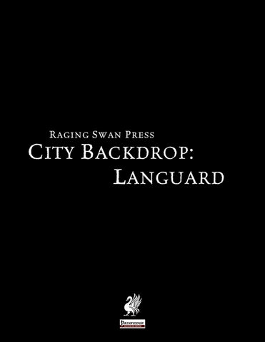 City Backdrop: Languard