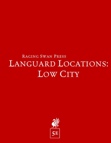 Languard Locations: Low City (5e)