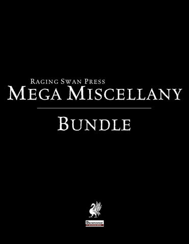 The Mega Miscellany Bundle
