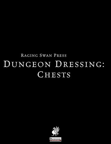 Dungeon Dressing: Chests 2.0 (P1)