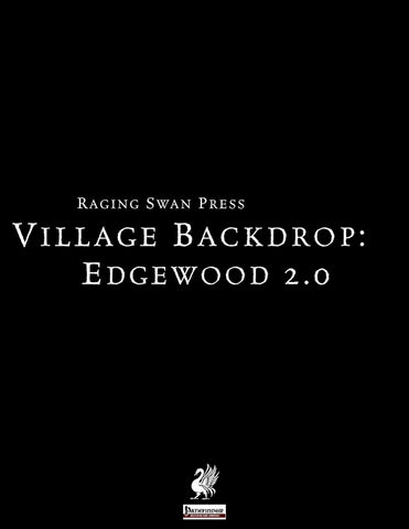 Village Backdrop: Edgewood 2.0