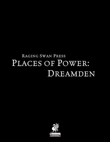 Places of Power: Dreamden