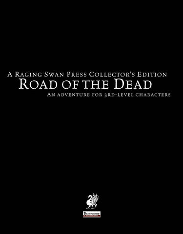 Road of the Dead Collector's Edition