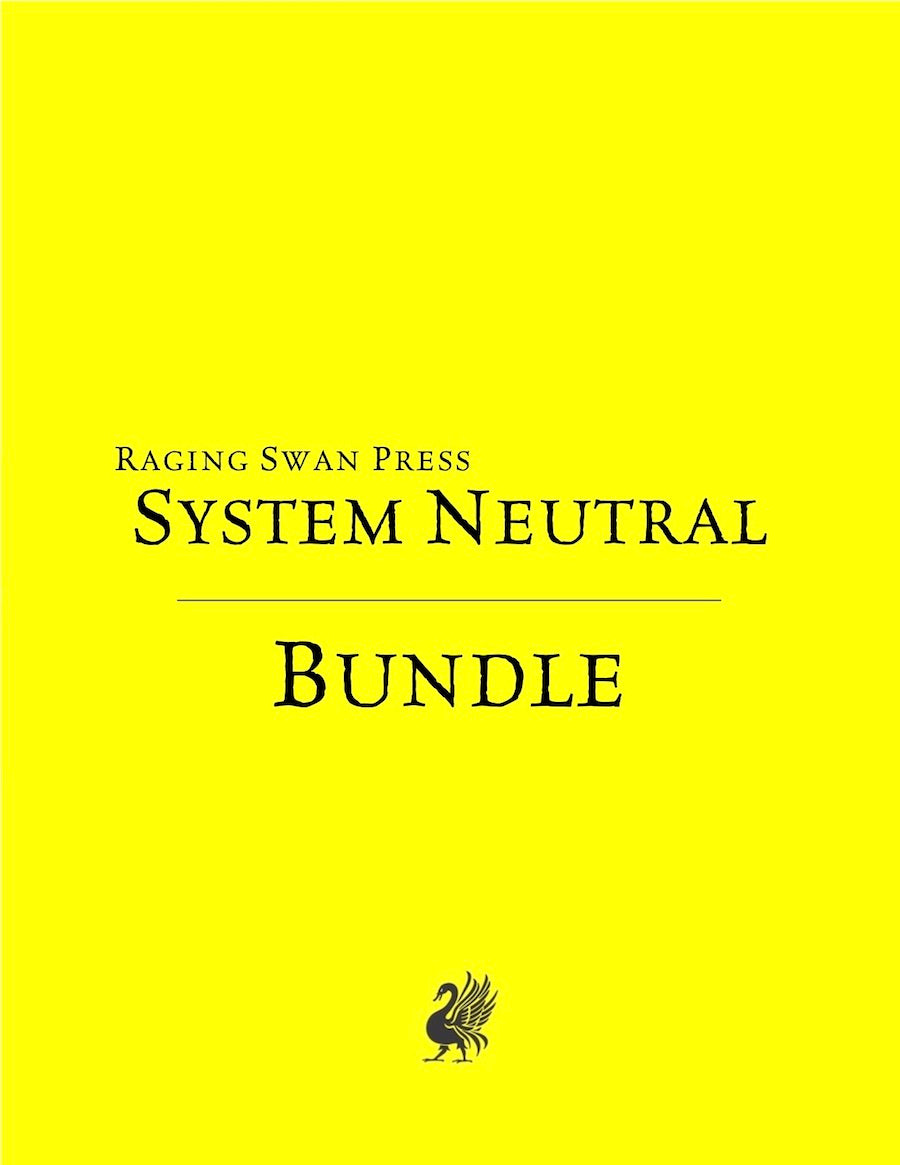The System Neutral Bundle
