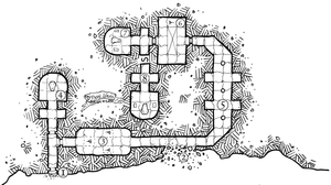 GM's Miscellany: Dungeon Backdrops