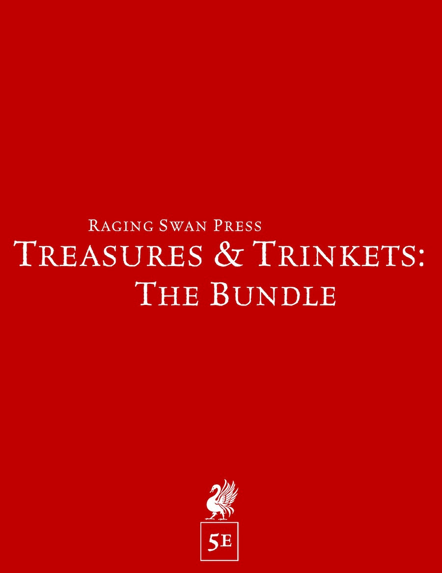 Treasures & Trinkets: The Bundle