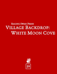 Village Backdrop: White Moon Cove (5e)