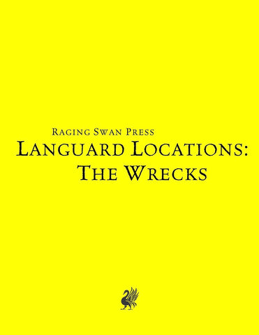 Languard Locations: The Wrecks (SNE)