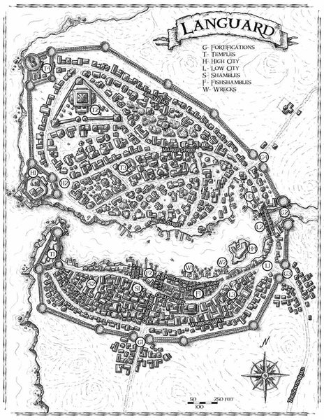 The City of Languard Bundle (5e)