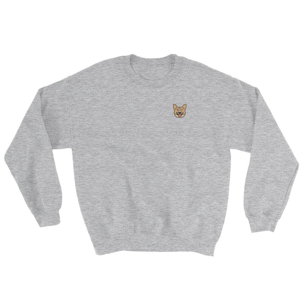 The Hound Collection - Corgi Sweatshirt Unisex