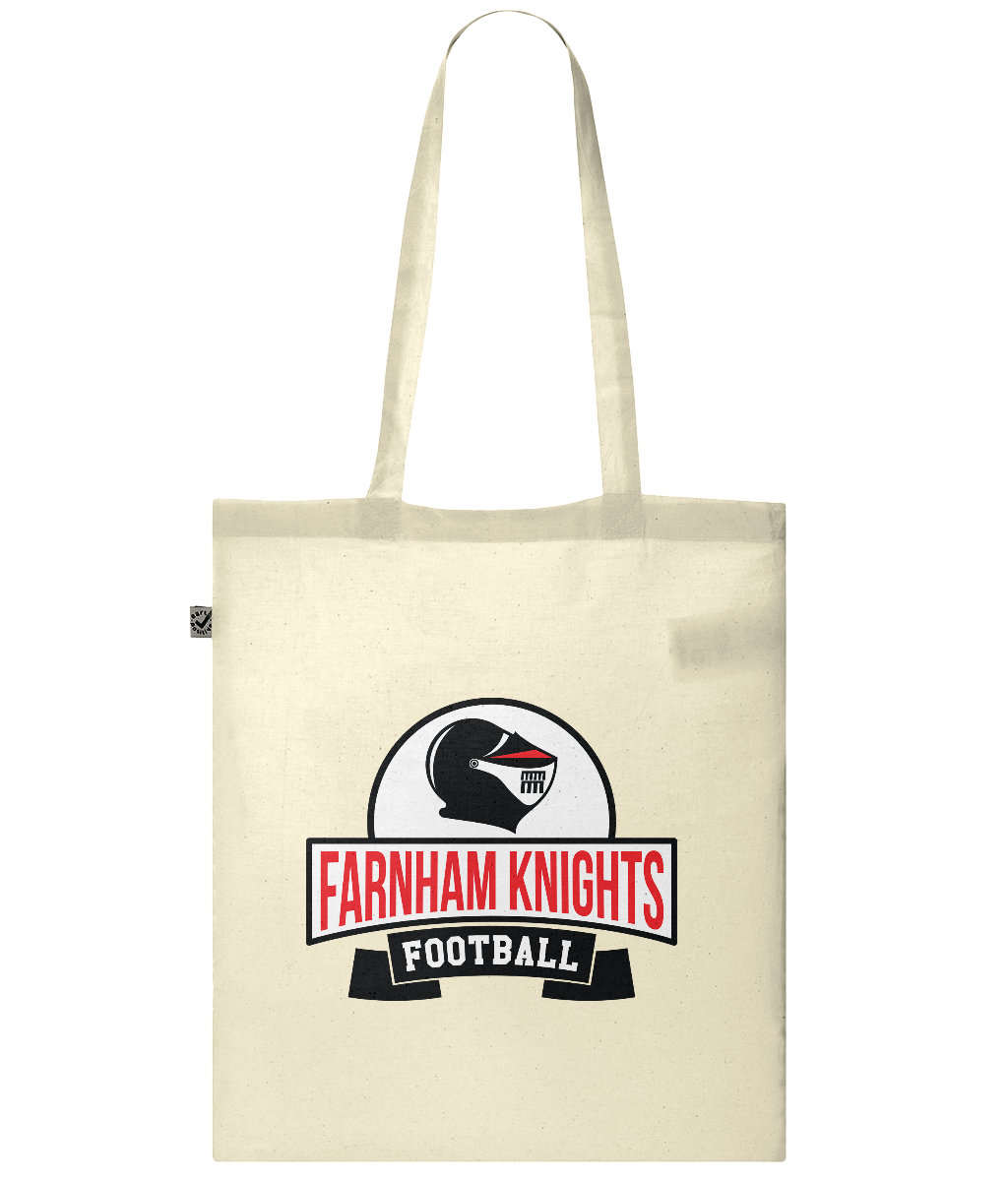 2018 Farnham Knights Arch Classic Shopper Tote Bag