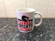 2018 Farnham Knights Block Mug