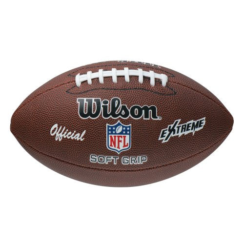 Wilson NFL Extreme Soft Grip American Football