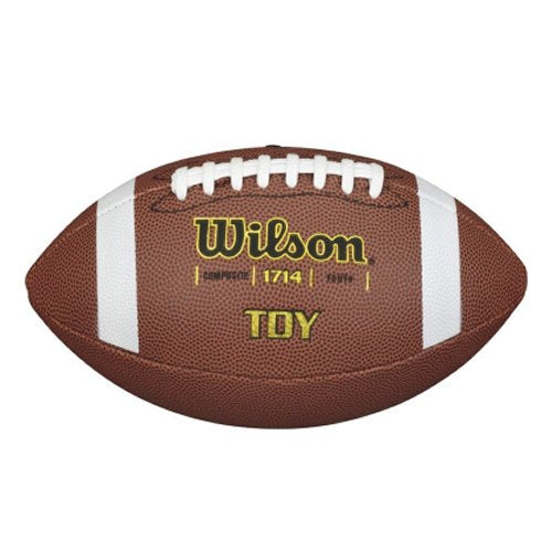 Wilson TDY Composite Youth American Football