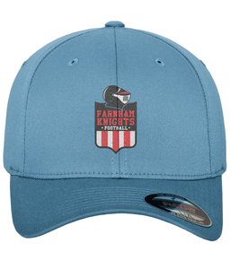 2018 Farnham Knights Crest Yupoong Fitted Baseball Cap