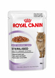 Royal Canin Sterilised Jelly Pouch 85g (12units)