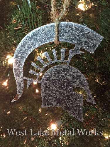 MSU SPARTAN HEAD LIMITED EDITION CHRISTMAS ORNAMENT