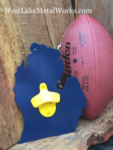 BLUE/MAIZE STEEL OPENER