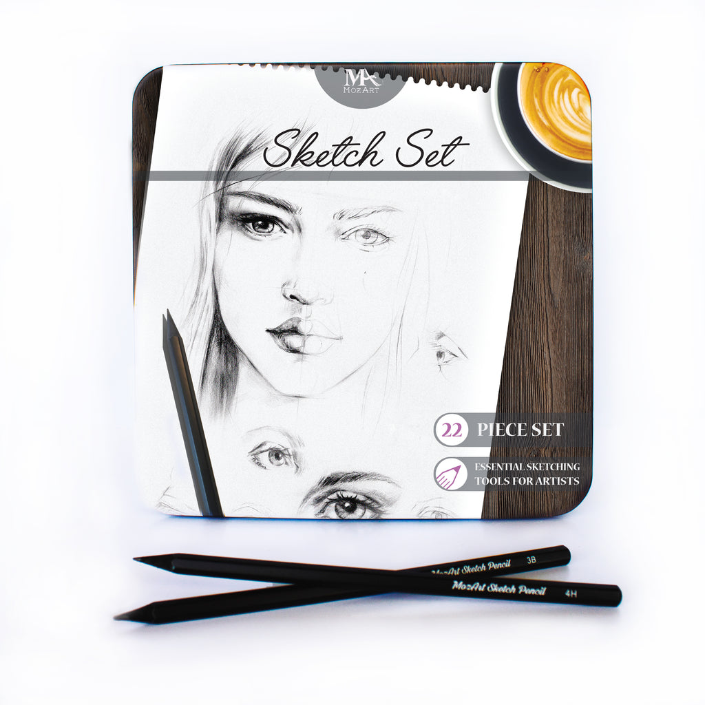 Sketch Set - 22 piece Premium Quality