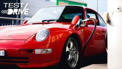 THE PORSCHE 993 CARRERA RS