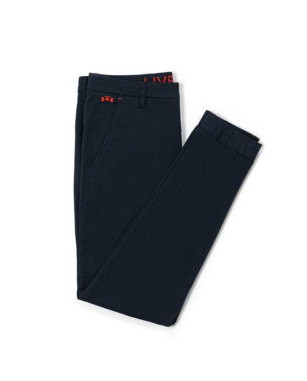 CH09. NAVY CHINOS - 8JS
