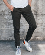 CH09. GREEN CHINOS - 8JS