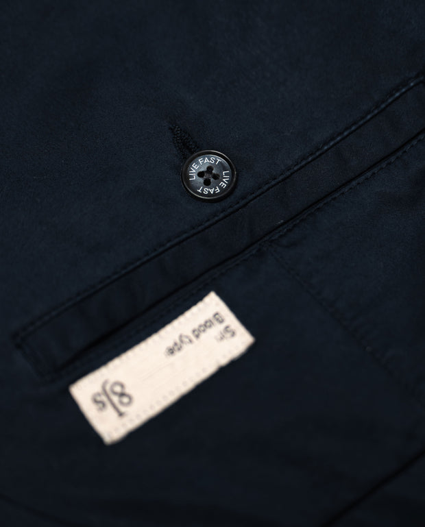 CH10. NAVY CHINOS - 8JS