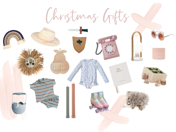 The best Christmas gift ideas for children, beach-lovers and the home