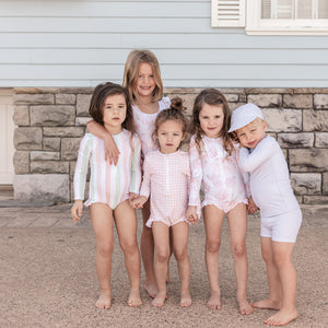 willow swim resort collection. protective Australian swimwear for children. children fashion