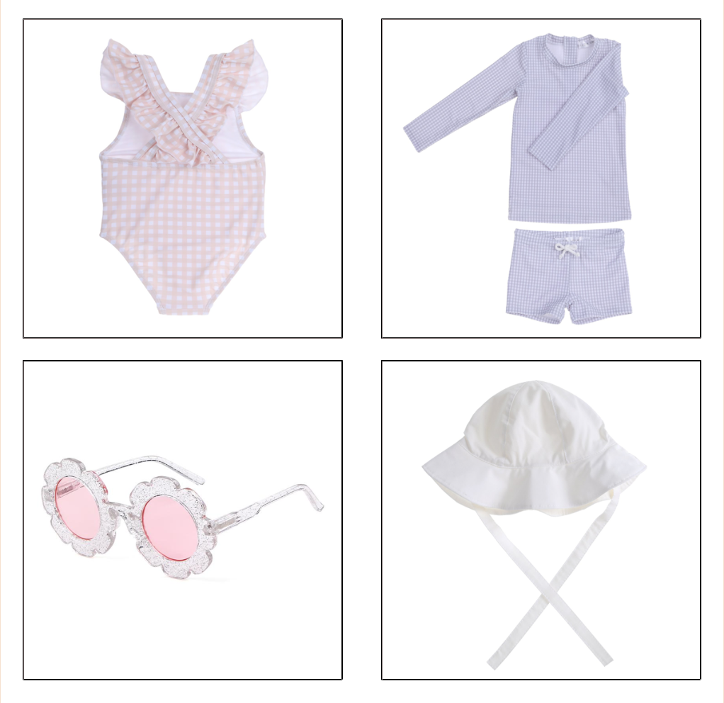 Willow Swim kids beach and sun-safe essentials