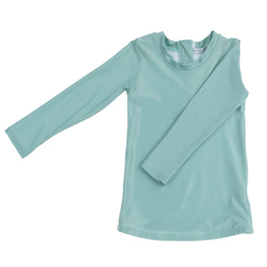"""Harrison"" TOP in Sea-foam"