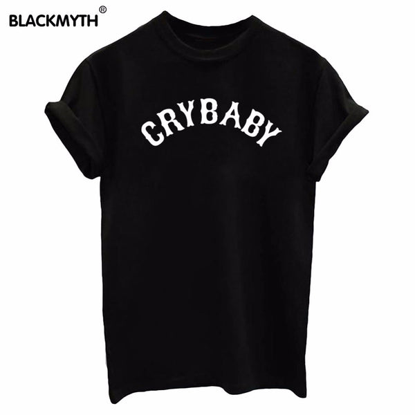 CRYBABY Printed Tee