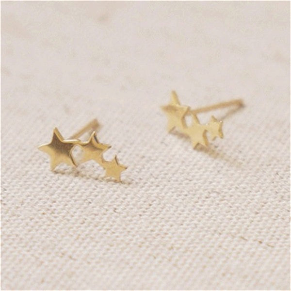 Linking Stars Earrings